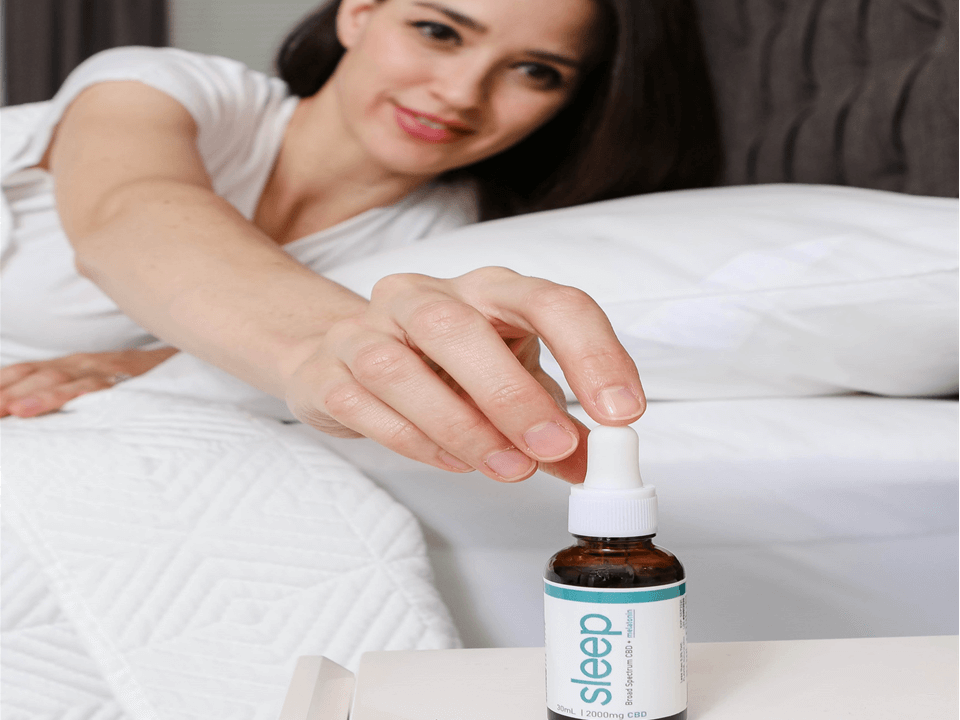 Best CBD drops for Sleep and Insomnia